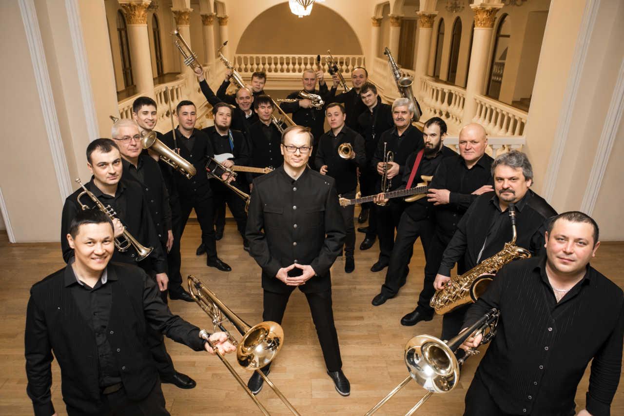 Big-band BGF теперь на сайте Jazzmap.ru