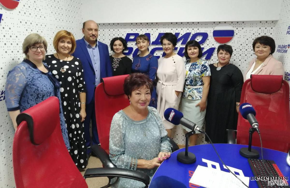 Старт уникальному проекту дала филармония. «Тематические дни» на канале «Башкортостан 24»
