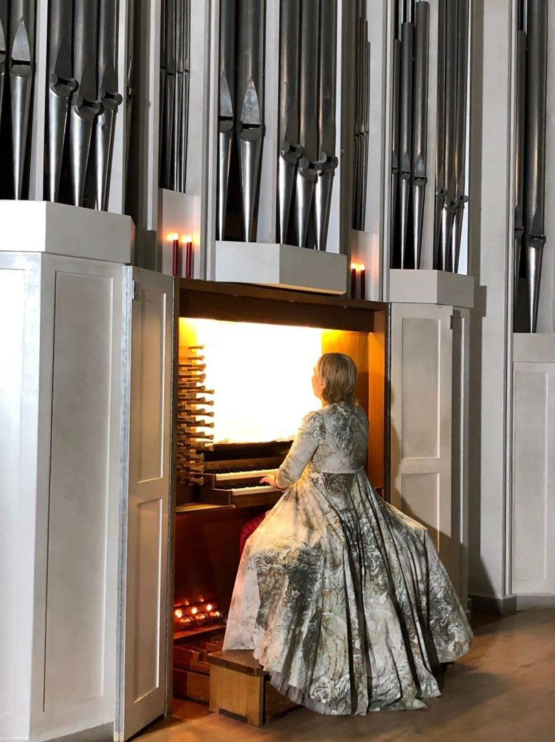 В Органном зале Башгосфилармонии состоялся праздничный концерт
