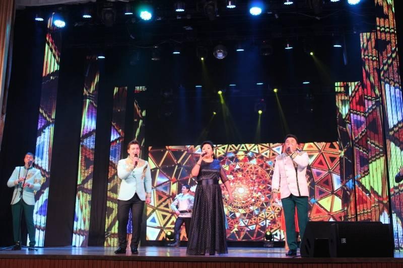 В Башкирской государственной филармонии прозвучали популярные хиты прошлых лет