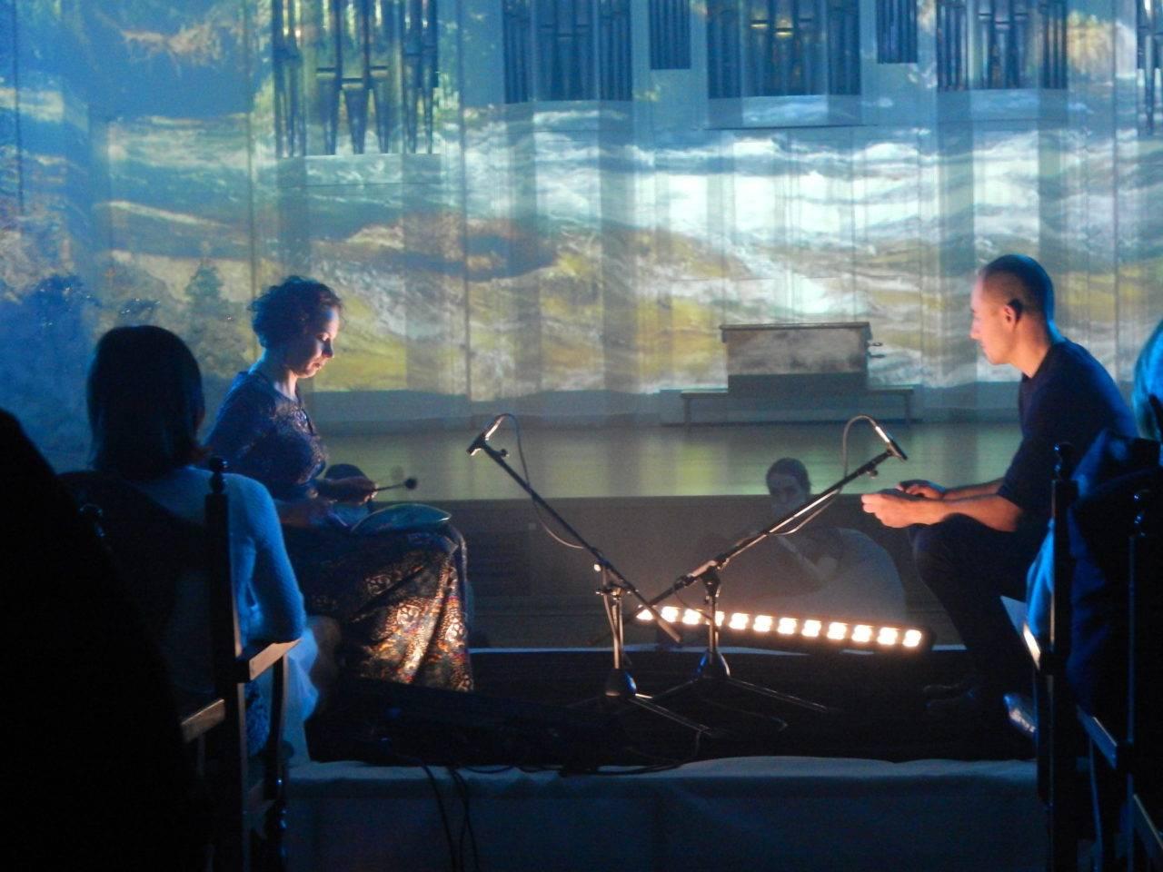 Творческий эксперимент удался: в Башгосфилармонии успешно стартовал проект «Лаунж-концерт. Фимбо»