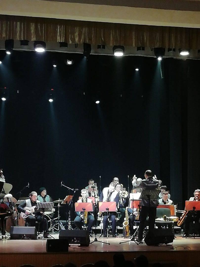 Короли мирового свинга на сцене Башкирской филармонии
