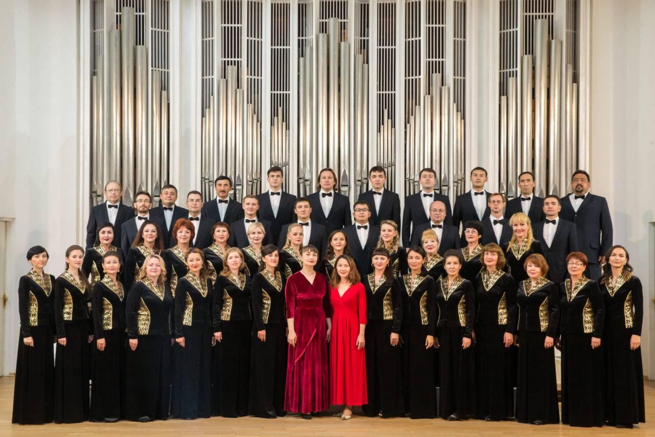Башкирская хоровая капелла выступит на Международном фестивале духовной музыки