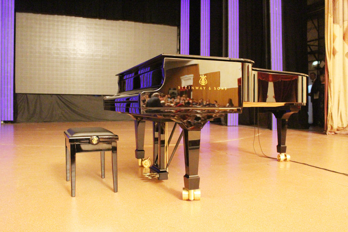 В Уфе прошла презентация рояля «Steinway»