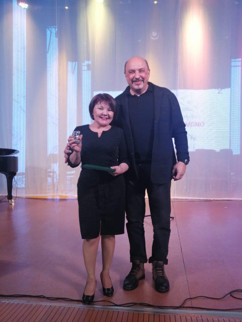 Высокие награды для артистов эстрады