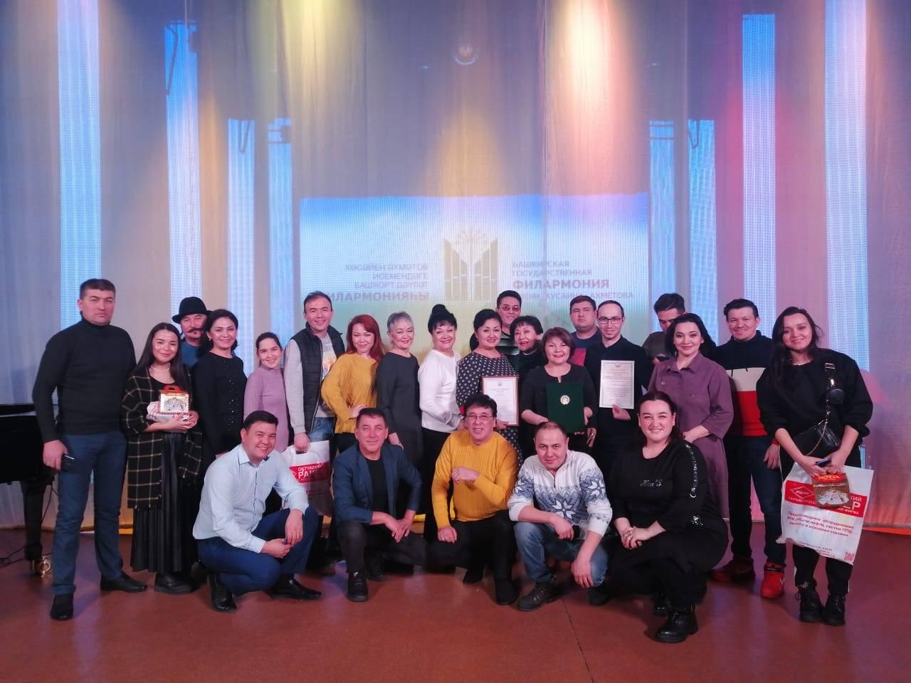 Благодарность артистам от имени Правительства за благотворительную работу